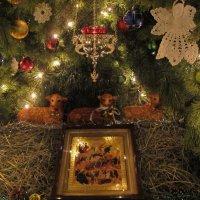 Рождественский вертеп :: Ирина Хан