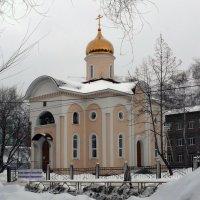Новый Храм :: Александр Алексеев
