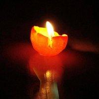 свеча :: Елена Строганова