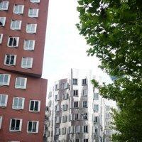 Düsseldorf, Medienhaven :: Раиса Шиллимат