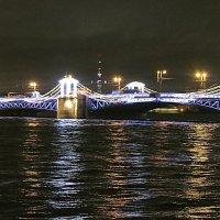 Вид на Дворцовый мост. :: Валентина Жукова
