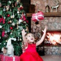 Новогодние подарки! :: Лена Линькова