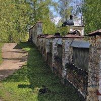Монастырские дорожки :: Nikolay Monahov