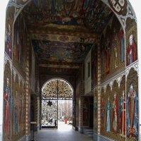 Свято-Успенский патриарший мужской монастырь :: Александр Корчемный
