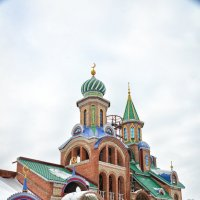 Казань Храм всех религий :: Александр Беляков