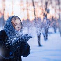 Зимний вечер :: Татьяна Пахомова