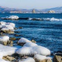 Японское море зимой :: Арина