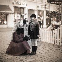 Радость общения... :: Anna Klaos