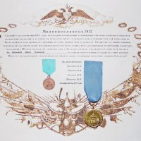 Патент на медаль! :: Андрей Буховецкий