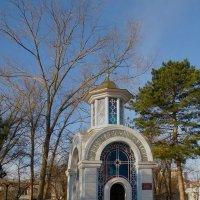 Часовня-памятник в честь Святого Георгия Победоносца :: Александр Рыжов