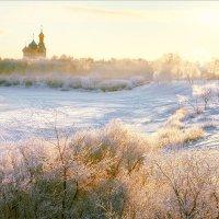 Утро морозное... :: Александр Никитинский