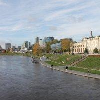 Прогулки по Вильнюсу :: Олег