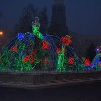 Опять с Новым годом! :: Татьяна Соловьева