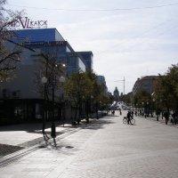 улица Московская :: Анна Воробьева