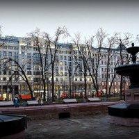 без воды и без снега :: Олег Лукьянов
