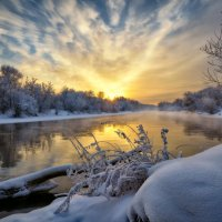 Канун Никольских морозов... :: Roman Lunin
