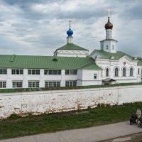 У стен Рязанского кремля :: Борис Гольдберг