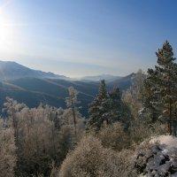 сибирские пейзажи :: Евгения Шикалова