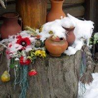 Зимний натюрморт. :: Sergii Ruban