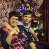 Новый год. Семейные истории. :: TATYANA PODYMA