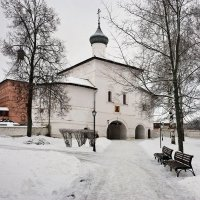 Спассо-Евфимиевский монастырь. Суздаль :: Юрий Шувалов
