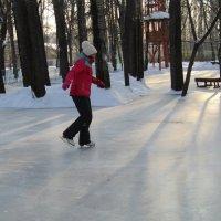 - Выходи на лед, не трусь! :: Galaelina ***