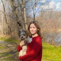 Екатерина ее подружка :: Наталья Цыпцына