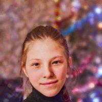 Новогодний портрет :: Сергей Черепанов