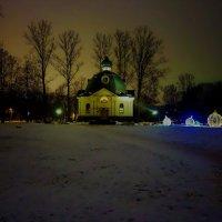 Дивный свет любимого Храма... :: Sergey Gordoff