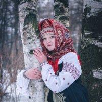 Русская зима :: Алексей Корнеев