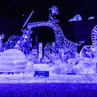 Ледовые скульптуры :: Лариса Лунёва
