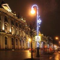 Так устроена память: всё забудется, кроме Фонарей и снежинок! :: Tatiana Markova