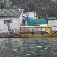 Желтая лодка удачи :: saslanbek isaev
