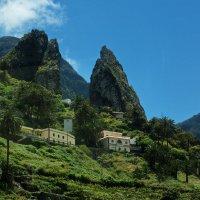 остров Ла Гомера :: ИРИШКА СМИРНОВА