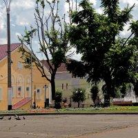 На центральной площади. Новозыбков. Брянская область :: MILAV V