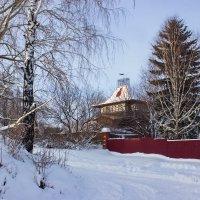 В зимней тиши :: val-isaew2010 Валерий Исаев