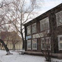 Карасук :: Олег Афанасьевич Сергеев
