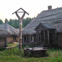 Деревенский дворик :: Сергей Михайлович