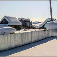 Зима. Просто зима. :: Сергей l