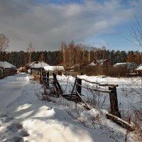 Пришла в Давыдово зима... :: Лесо-Вед (Баранов)