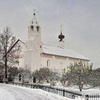 Свято-Покровский женский монастырь. Суздаль :: Юрий Шувалов
