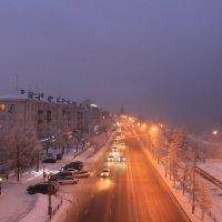Красноярск, набережная Енисея :: Лариса