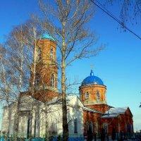 Церковь с.Старое Роговое :: Анцупов Сергей