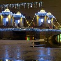 Украшение Ломоносовского моста :: Светлана
