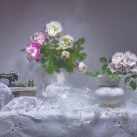 Я дивных цветов обожаю ресницы... :: Валентина Колова