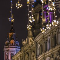 Ночная Москва :: Сергей Кудряшов
