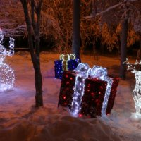 Подарки к празднику :: Ольга