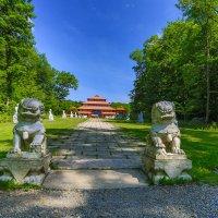 буддийский храм :: Naum