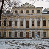 Шереметьевский Дворец ( фрагмент ). :: Марина Харченкова