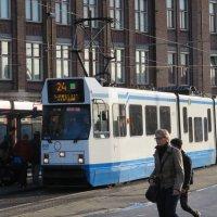 Трамвай Амстердама :: Natalia Harries